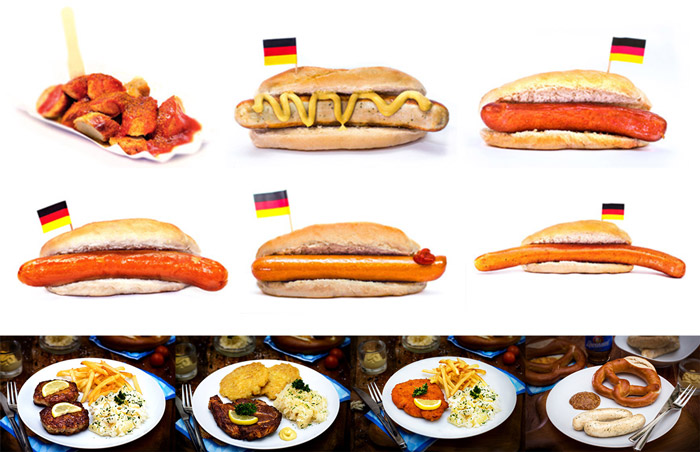 office christmas party catering london go german this year hot dog catering bish bash bangers. Black Bedroom Furniture Sets. Home Design Ideas